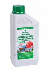 005-1 PROSEPT UNIVERSAL - antiseptics soil for internal and external works, a concentrate 1:10, 1 l.