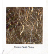 Мрамор Portor gold China