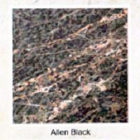 Мрамор Allen black