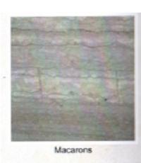 Мрамор Macarons