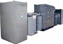 Transformer substation complete KTPV