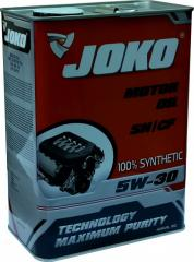 JOKO GASOLINE engine oil of 100% Synthetic SN/CF