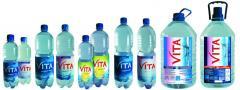 Water bottled Vita