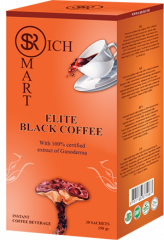 Black Coffee Ganoderma