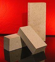 Brick fire-resistant shamotny ShB-5