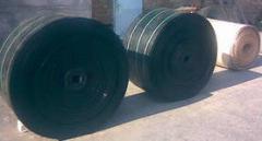 Wire conveyer belts heat resisting