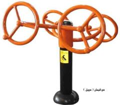 Sports Exercise machines especially for disabled