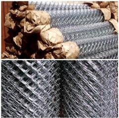 Grid Chain-link