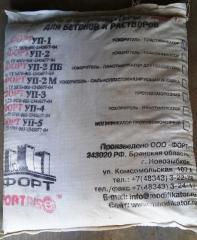 Полифункциональная добавка для бетона Форт «УП-1»