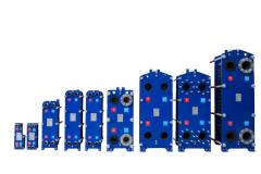 Lamellar heat exchangers from the world