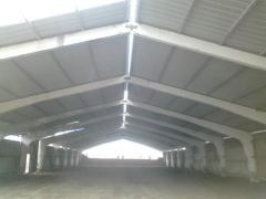 Здание железобетонное