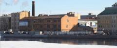 Заводское здание