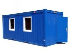 Здание контейнерного типа
