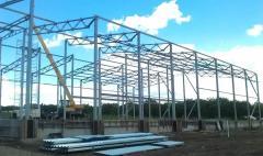 Каркасы строительные для зданий