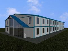 Здания и сооружения фармацевтического производства