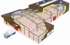 Проекты типовые промышленных зданий