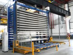 Оборудование складского транспорта