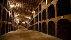 Depositories of wine