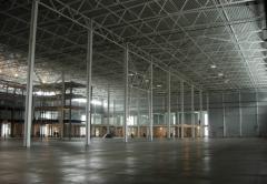 Сооружения складские