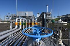 Хранилище газовое природное подземное