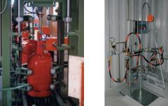 Наполнительный пост FAS для заполнения баллонов газами