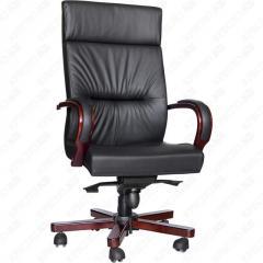 Кресло руководителя H1-W Black