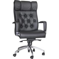 Кресло руководителя H1 Black