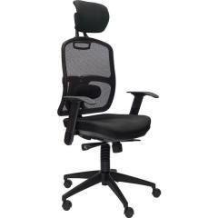 Кресло руководителя Image Black