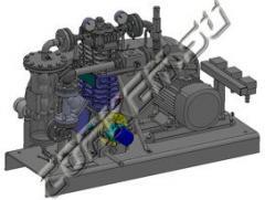 Компрессорный агрегат Corken-91