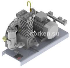 Компрессорный агрегат Corken-491