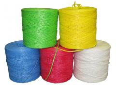 The twine is hothouse polypropylene