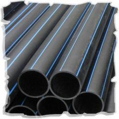 Pipes polyethylene for water and gas