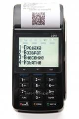 PAX D210 NORD OnlineKZ KKM about FPD and the POS