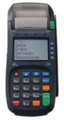 PAX S80 NORD OnlineKZ KKM about FPD and the POS