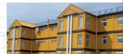 Готовые дома, бытовки, полнокомплектные здания