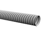 Трубы гибкие гофрированные ПВХ легкого типа с