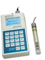 Expert-001MTH oxygen analyzer