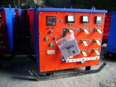 Transformers for warming up of TSDZ, TSZPB, SPB