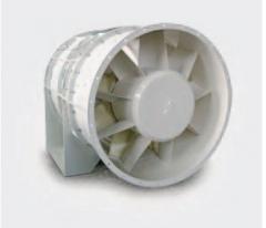 Вентиляторы типоряда DAL