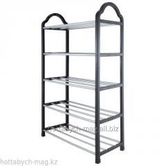 The shelf for footwear of 5 tiers of SR5