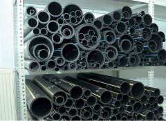 Полиэтиленовые трубы Hdpe100