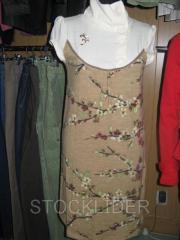 Clothes stock (cut-price) Stradivarius, Pimkie,