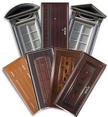 Doors steel