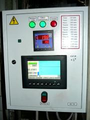ShA automatic equipment cabine