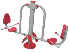 Street exercise machines, Press legs, Sports