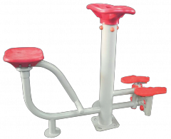 Children's exercise machines, Exercise