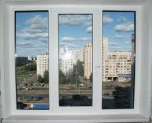 Three-chambered to buy windows in Almaty