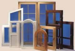 Rotary and folding to buy windows in Almaty