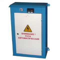 Control blocks BUESKN electric motors