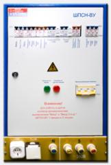 Box of power management of own needs of ShPSN-VU